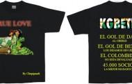 Foto: KGBetin también merecen su camiseta vía @_Chupipandi