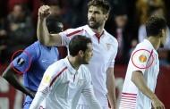 Foto: El distintivo especial que llevará el Sevilla FC en esta Europa League vía @ChemaSalas76