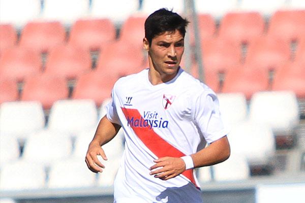 Borja Lasso, alternativa para el primer equipo