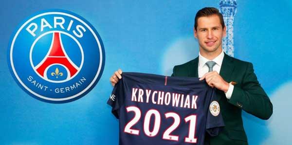 El PSG dispuesto a dar salida a Krychowiak