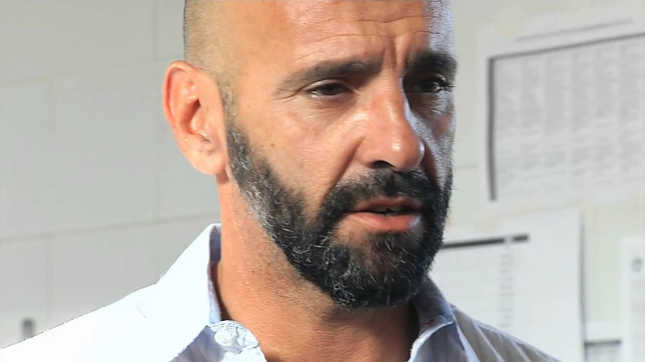 Monchi habla de Jovetic y su futuro: 'No le he dicho al Presidente que me vaya en Febrero'