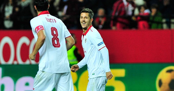 Iborra intentó ayudar a Jovetic para regresar a Sevilla