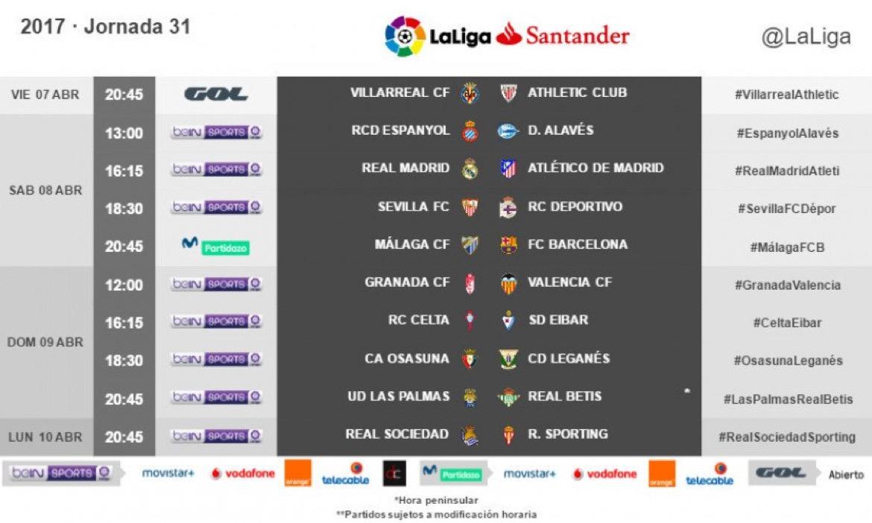El Bernabéu puede ser juez en la lucha entre Atlético y Sevilla