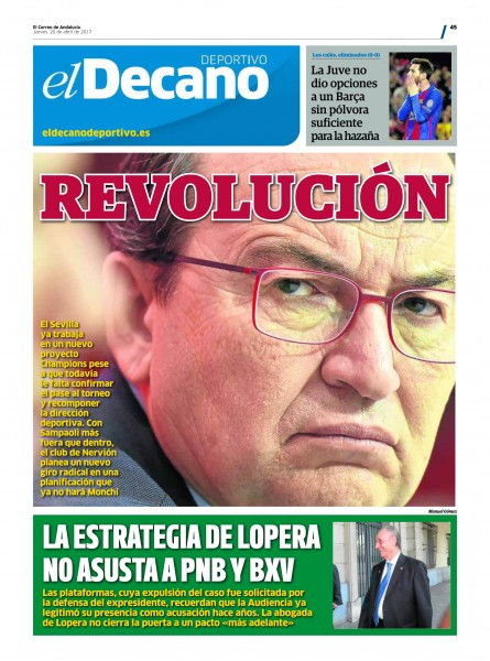Portada DD - Revolución