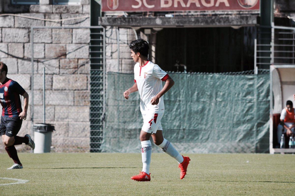 Un juvenil del Braga en la agenda del Sevilla