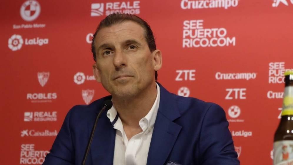 El caso Arias en el Sevilla