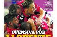 Portada DD - Ofensiva por Llorente