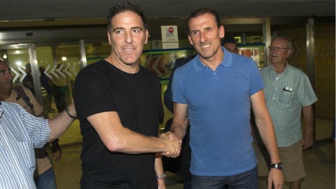 Arias explica como jugará el Sevilla de Berizzo