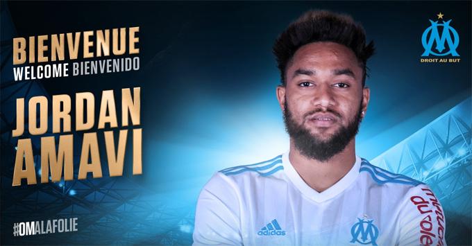 Amavi pasa el reconocimiento y ficha por el Marsella
