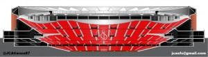 Estadio Cartuja Sevilla