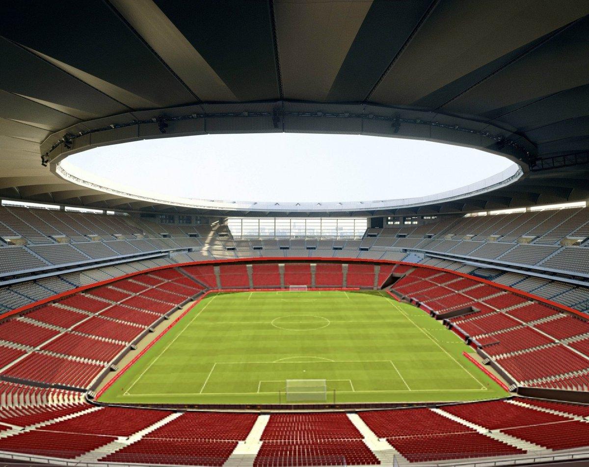 Un nuevo estadio vamos mi sevilla 5 0 - La isla dela cartuja ...