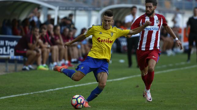 El Sevilla FC mira al Cádiz para reforzarse