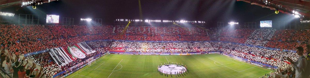 Foto: Noche de Champions en Nervión