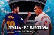 Vídeo: Teaser trailer Sevilla-Barcelona Copa del Rey Final 2018 - Being Perfect