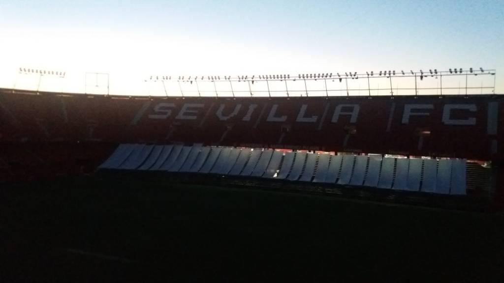 Foto: Así está la grada baja de Fondo del Estadio, visto en ForoSevillaGrande