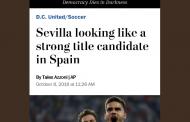 Portada Deportes The Washington Post 08/10/2018