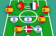 Foto: ¿Adivinas quienes son los jugadores del Sevilla por sus nacionalidades?