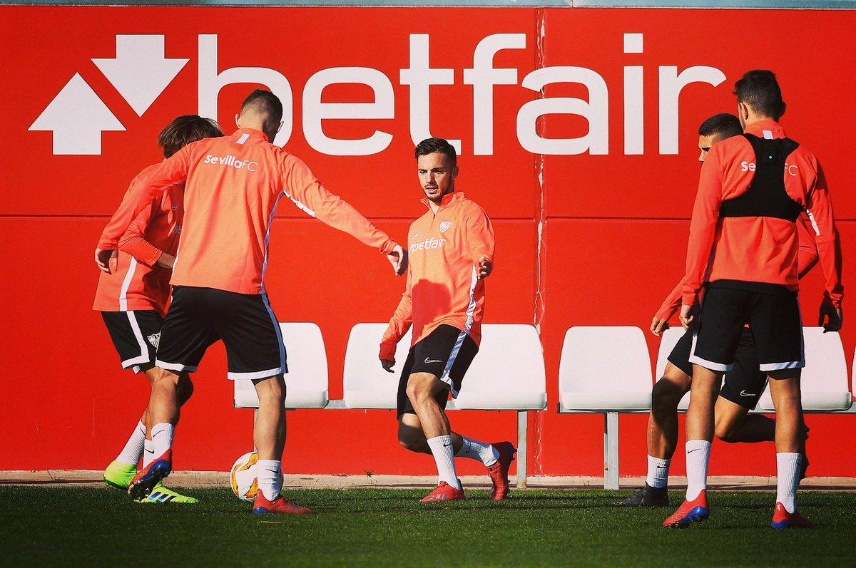 Pablo Sarabia ya está en modo Europa League