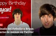 Foto: El peinado del futbolista Bryan Gil, carne de memes en Twitter