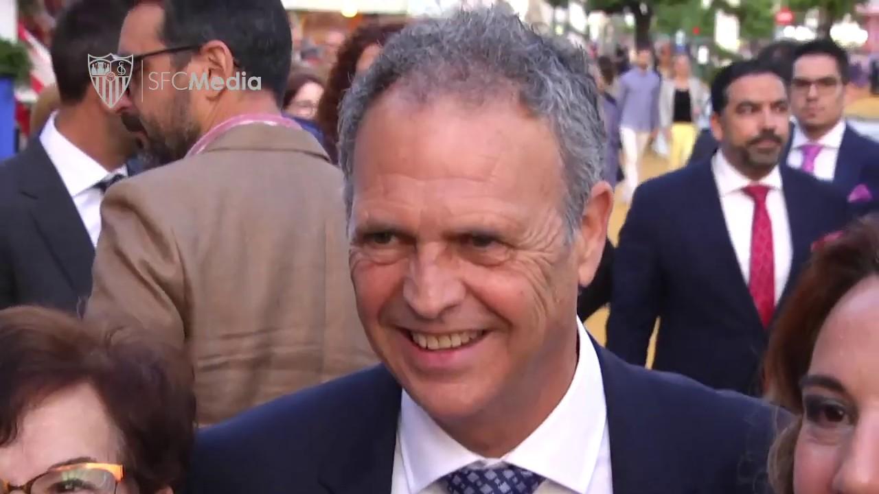 """Caparrós: """"No podemos entender que se juegue a las cuatro de la tarde en Sevilla"""""""