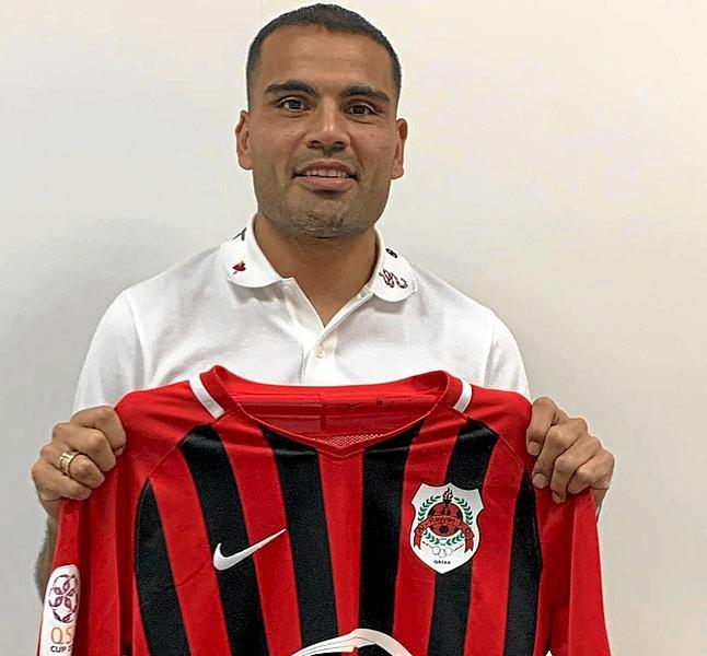 Gaby Mercado firma con el Al-Rayyan