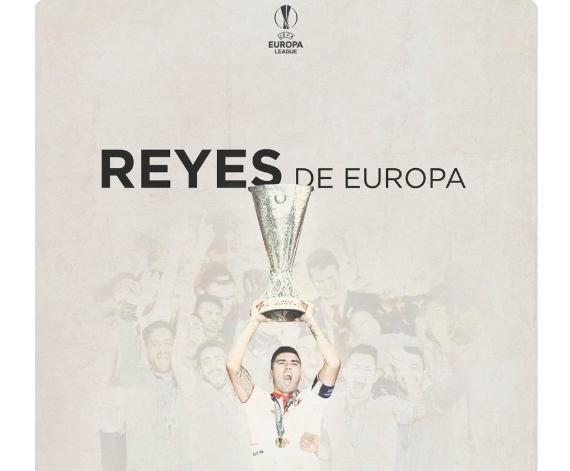Foto: Bajo el lema #ReyesDeEuropa, la RFEF apoyará la candidatura del Sánchez-Pizjuán para la Final de la UEL 2021
