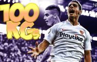 VídeoMontaje: Wissam Ben Yedder - 100kgs - Goles y jugadas en el Sevilla FC