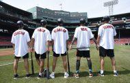 Vídeo: El Sevilla FC batea en el Fenway Park de Boston