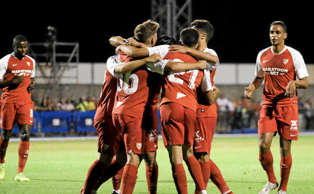 Los 7 detalles que deja el primer amistoso del Sevilla FC