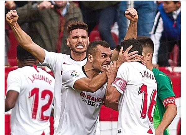 A un paso de ser el segundo mejor Sevilla de la historia