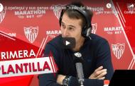 Vídeo: Resumen de la gran entrevista de SFC Radio a Julen Lopetegui
