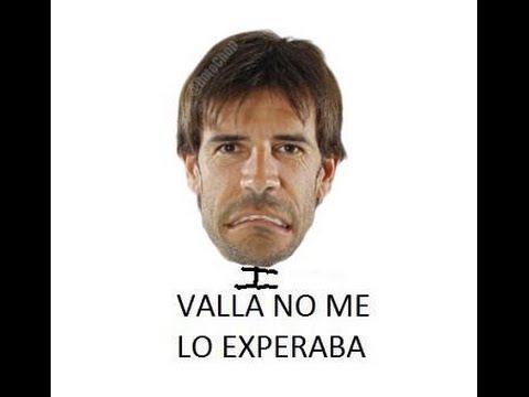 Audio: Poli Rincón le hace a Albelda un 'Albelda' con el gol de Gameiro