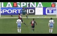 Vídeo: Perotti da la victoria al Genoa con un lanzamiento de penalti magistral