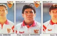 Foto: Este trio jugó en el Sevilla FC