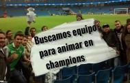 Foto: Buscamos equipo para animar en Champions via @__tuan__
