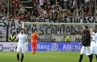 Vídeo CuatroTV: Rakitić le confiesa a un niño sevillano que quiere retirarse en el Sevilla