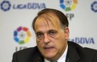 Tebas: 'Estamos avanzando en el caso Vitolo'