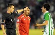 Ojo a los árbitros asignados para el Sevilla-Valladolid