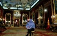 Foto: El discurso con un Rey bético muy especial vía @__tuan__
