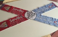 Foto: Esta es la bufanda conmemorativa que regala el club para la semifinal contra el Celta