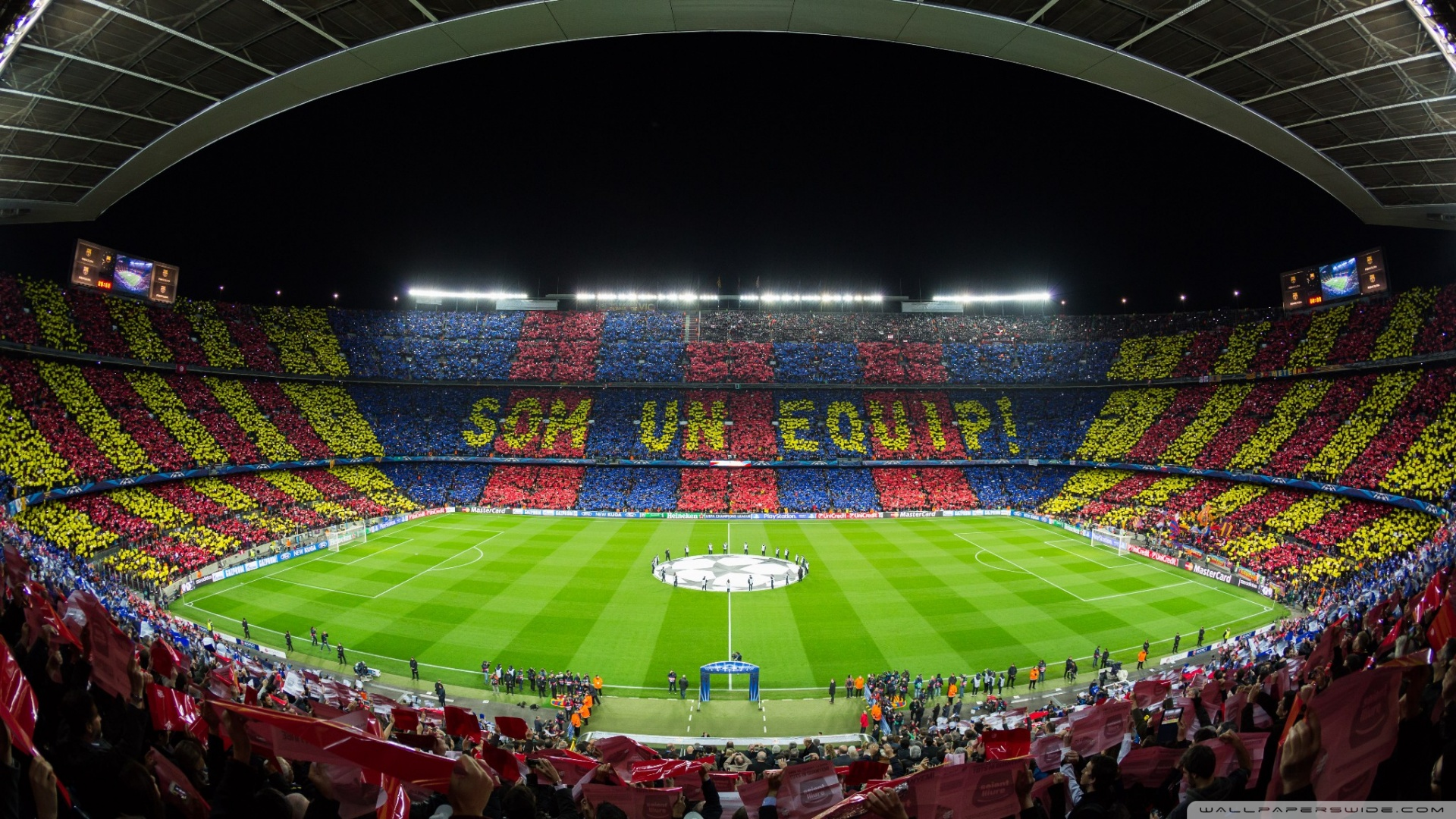 El Barça no quiere renunciar a los beneficios económicos de jugar la SuperCopa en el Camp Nou