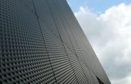 Foto: Este será el material de la fachada del Estadio vía @SanPalop