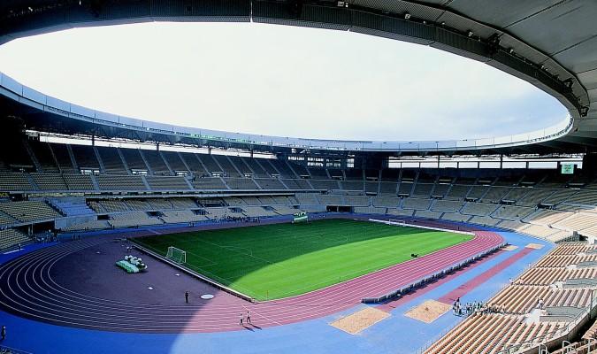 El Estadio de La Cartuja cierra por el deterioro de su cubierta principal