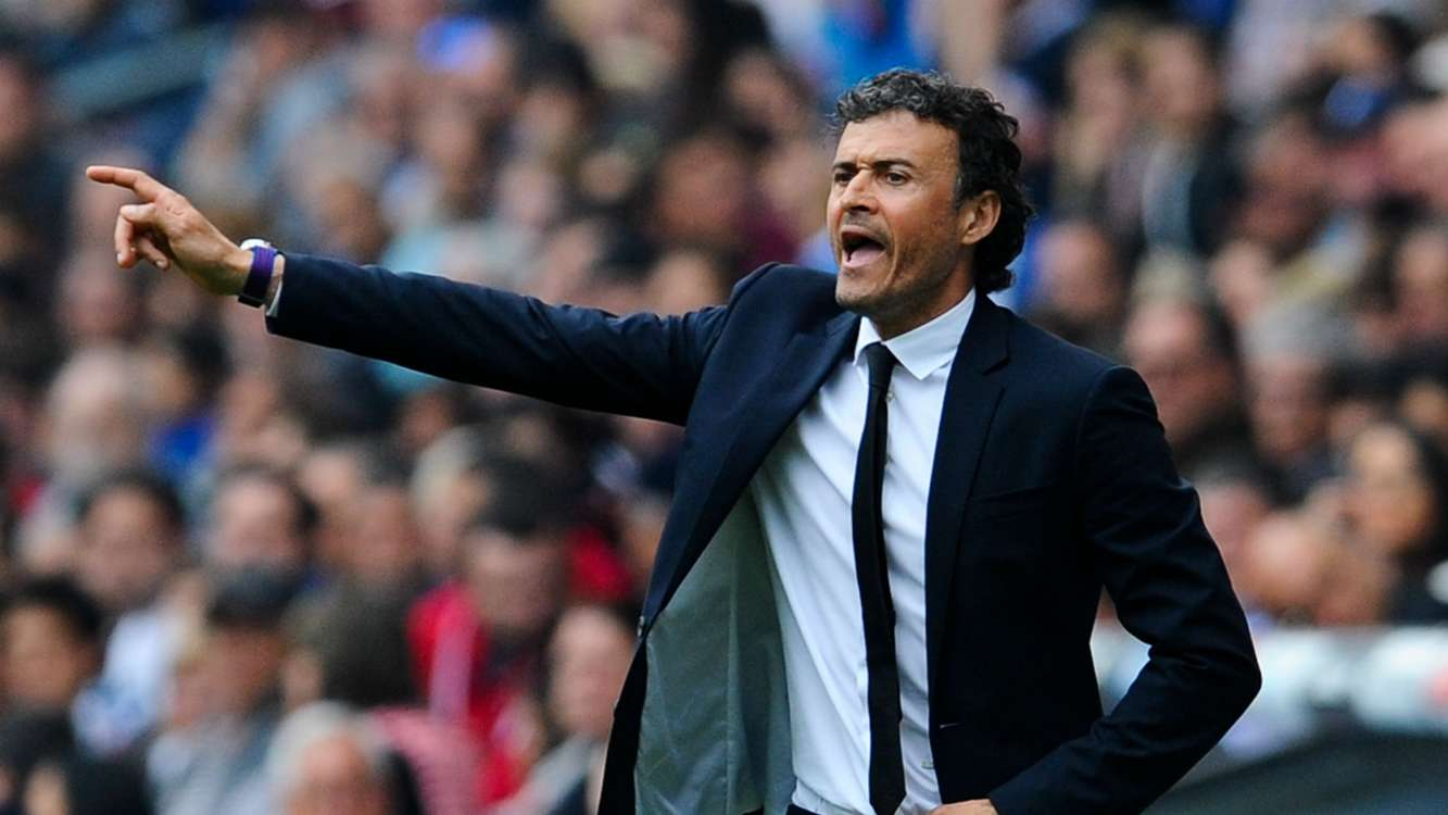 La innecesaria analogía de Luis Enrique entre Sevilla y Sporting