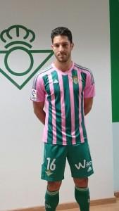 Camiseta Betis Rosa
