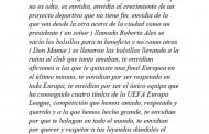 Foto: Por qué odian tanto al Sevilla vía @SFCGuardian