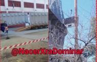 Foto: Adiós al marcador de Gol Norte del Sánchez-Pizjuán vía @NacerXraDominar