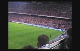Vídeo: Una visión nunca vista del Gol de Puerta (Siéntelo como si estuvieras en la grada)