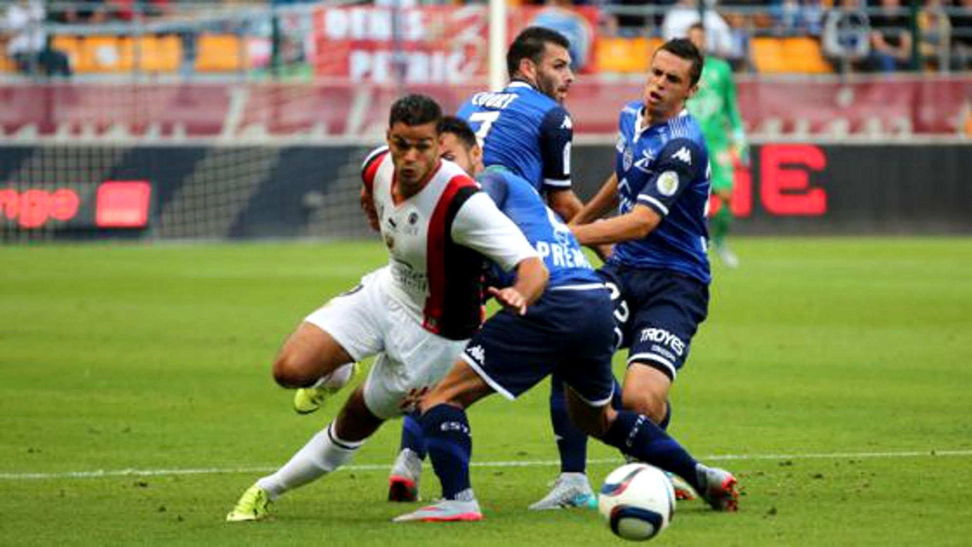 El Sevilla no pierde la pista de Ben Arfa