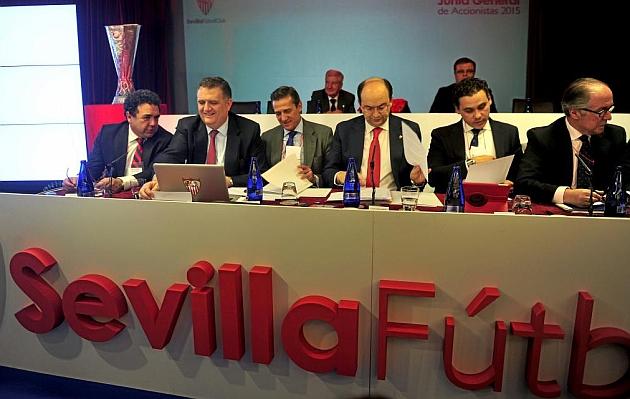 El valor de la acción del Sevilla podría rondar los 500 euros